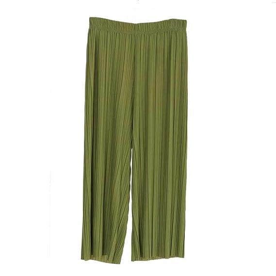 Damen Hosen GroßE GrößEn Elegant High Waist Mode Casual Rock