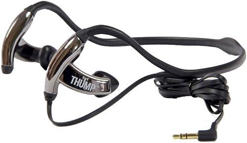 Thump THUMP Rap Water Resistant In-Ear Headphones Black