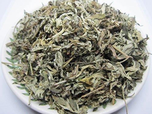Chinese Mugwort - Artemisia argyi 艾葉 (약쑥) Dried Loose Leaf by Nature Tea (2 oz)