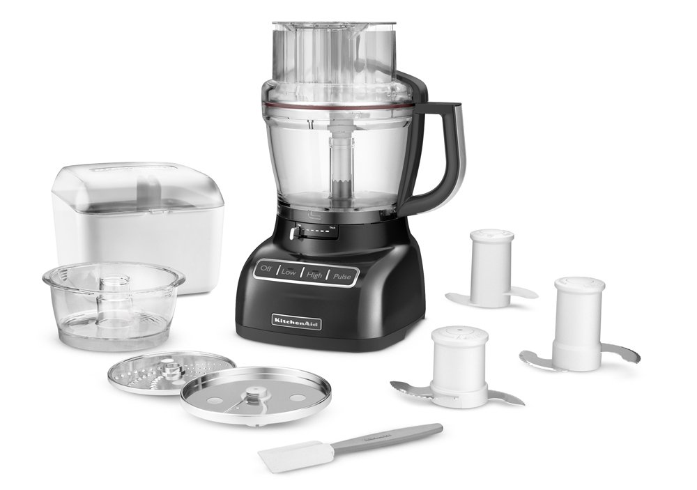Nice Amazon.com: KitchenAid KFP1333OB 13 Cup Food Processor With ExactSlice  System   Onyx Black: Kitchen Aid Exact Slice: Kitchen U0026 Dining Great Pictures