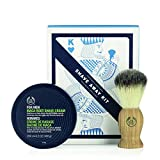 The Body Shop Shave Away Kit, 2pc Paraben-Free Shave Kit for Men