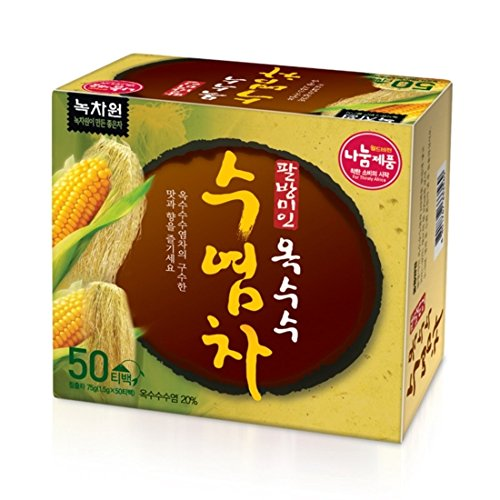 Nokchawon Oriental Korean Health Corn