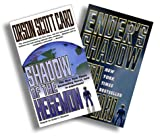 Orson Scott Card Shadow Two-Book Set: Ender's Shadow, Shadow of the Hegemon