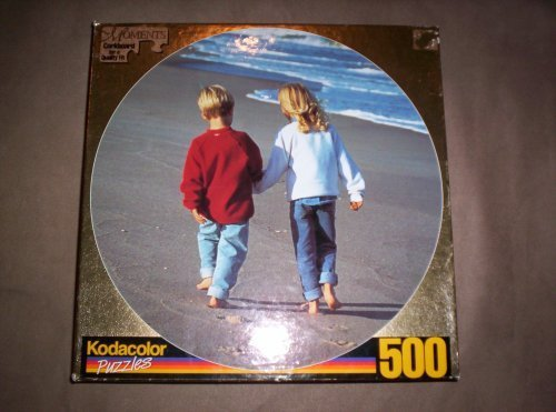 Kodacolor 500pc. Jigsaw Puzzle-Beach Bud - Beach 500pc Jigsaw Puzzle Shopping Results