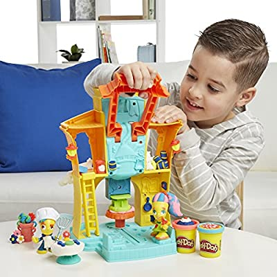 Play-Doh Town 3-in-1 Town Center: Hasbro: Toys & Games