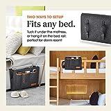 GoCoral Large Bedside Caddy Organizer - Heavy