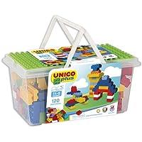 Falomir Construcción Cubo Unico 120 Pzs