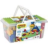 Unico Plus Building Bricks 120 Piece Tub