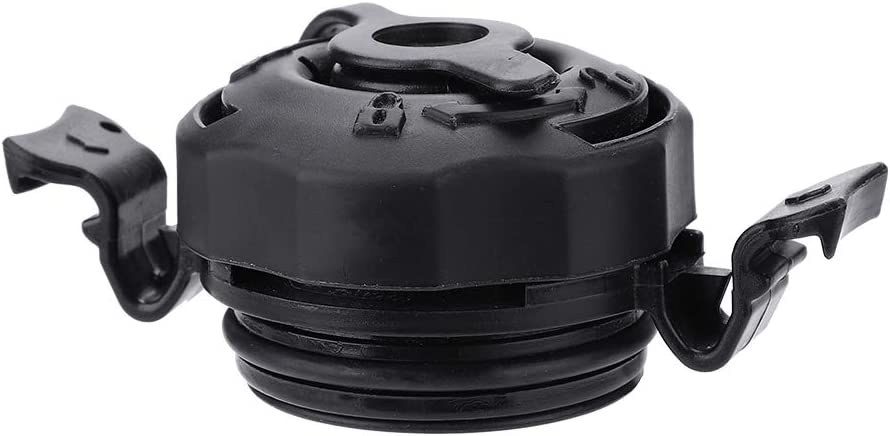 Goick Air Valve-3 in 1 Air Valve Safety Sealing Cover for Intexs Air Bed Mattress Black