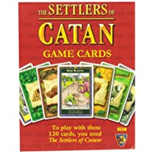 Settlers Of Catan Replacement Card Set