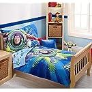 Disney Toy Story Power Up 4-Piece Toddler Bedding Set