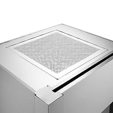 succebuy flujo Laminar campana clase 100 filtro de flujo Laminar con 2 FT limpiar banco estación de trabajo vertical flujo HD650: Amazon.es: Amazon.es