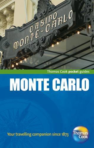 Monte Carlo Pocket Guide, 3rd (Thomas Cook Pocket Guides) Paperback – April 13, 2010 Thomas Cook Publishing 1848482787 Europe - France Travel