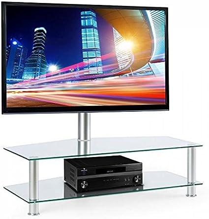Auna FAVS19 Soporte de televisión y Home Cinema - TV Plano, Plasma ...