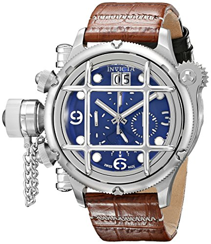 Invicta-Mens-17335-Russian-Diver-Analog-Display-Swiss-Quartz-Brown-Watch