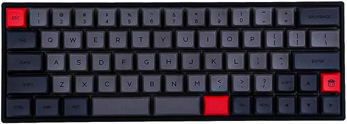 Epomaker Sk66s 60 Keys Bluetooth 5 1 Wireless Wired Computer Zubehör