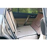 Deluxe Car Seat Saver Tan (2 Pack)