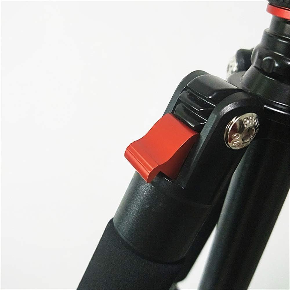 "Crystalzhong Camera Tripod Tripod Camera Photography Tripod 65.5/"" Color : Black, Size : One Size Aluminum Travel Tripod Monopod for DSLR Camera"