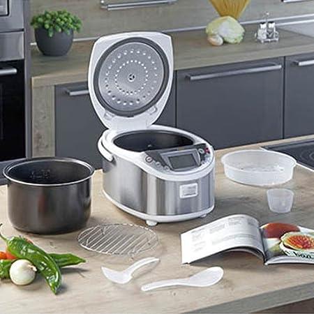 Newlux - robot de cocina newcook plus con voz: Amazon.es: Hogar