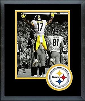 Eli Rogers Pittsburgh Steelers 2016 NFL Spotlight Action Photo (Size: 13