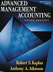 Advanced Management Accounting (International Edition)