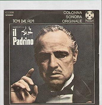 Godfather Der Pate Soundtrack 1972 Vinyl Record Vinyl