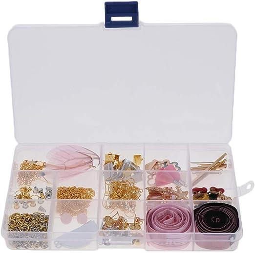 sharprepublic Kit de Fabricación de Joyas Accesorios para Hacer ...