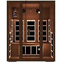 JNH Lifestyles Freedom 3-Person Far Infrared Sauna