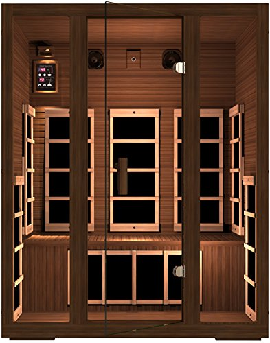 JNH Lifestyles MG301RB MG317RB Infrared Sauna