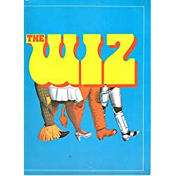 The Wiz Program Tour Book 1983