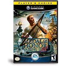 Medal of Honor Rising Sun - Gamecube