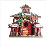 Decorative Harmonious Birdhouse Decor Home Garden Décor