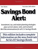 Savings Bond Alert, Tom Adams, 0976064510