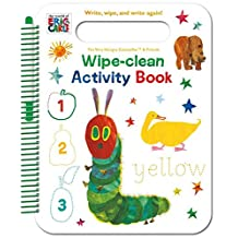 The World of Eric Carle Wipe-Clean Activity Book: Write, Wipe, and Write Again!