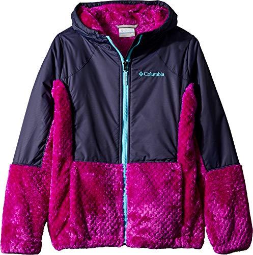 Columbia Fluffy Fleece Hybrid Full Zip Jacket - Girl's ()