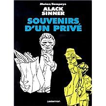 ALACK SINNER T02 : SOUVENIRS D'UN PRIVÉ (NB)