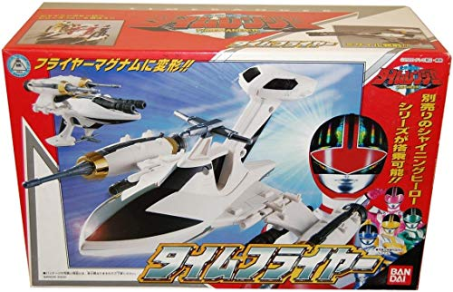Power Ranger Time Force - Power Rangers Time Force Deluxe Time Jet