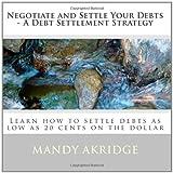 51F17rd 6fL. SL160  Negotiate and Settle Your Debts   Debt Settlement