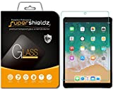 Supershieldz for Apple iPad Pro 10.5 inch Screen Protector - [Tempered Glass] Anti-Scratch - Anti-Fingerprint - Bubble Free - Lifetime Replacement Warranty