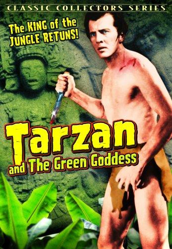 (Tarzan and The Green Goddess)