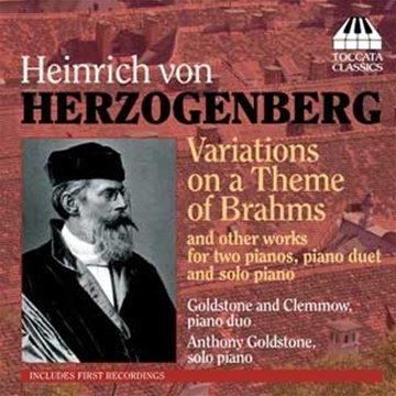 Herzogenberg: Variations on a Theme of Brahms