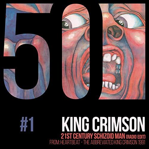 (21st Century Schizoid Man (KC50, Vol. 1))