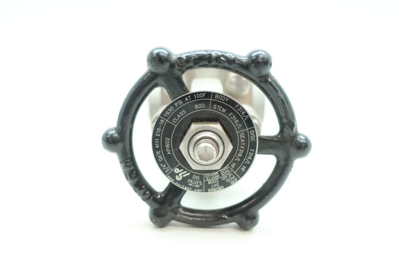 Amazon.com: DSI 4111 E16-18 - Válvula manual de casquillo de ...