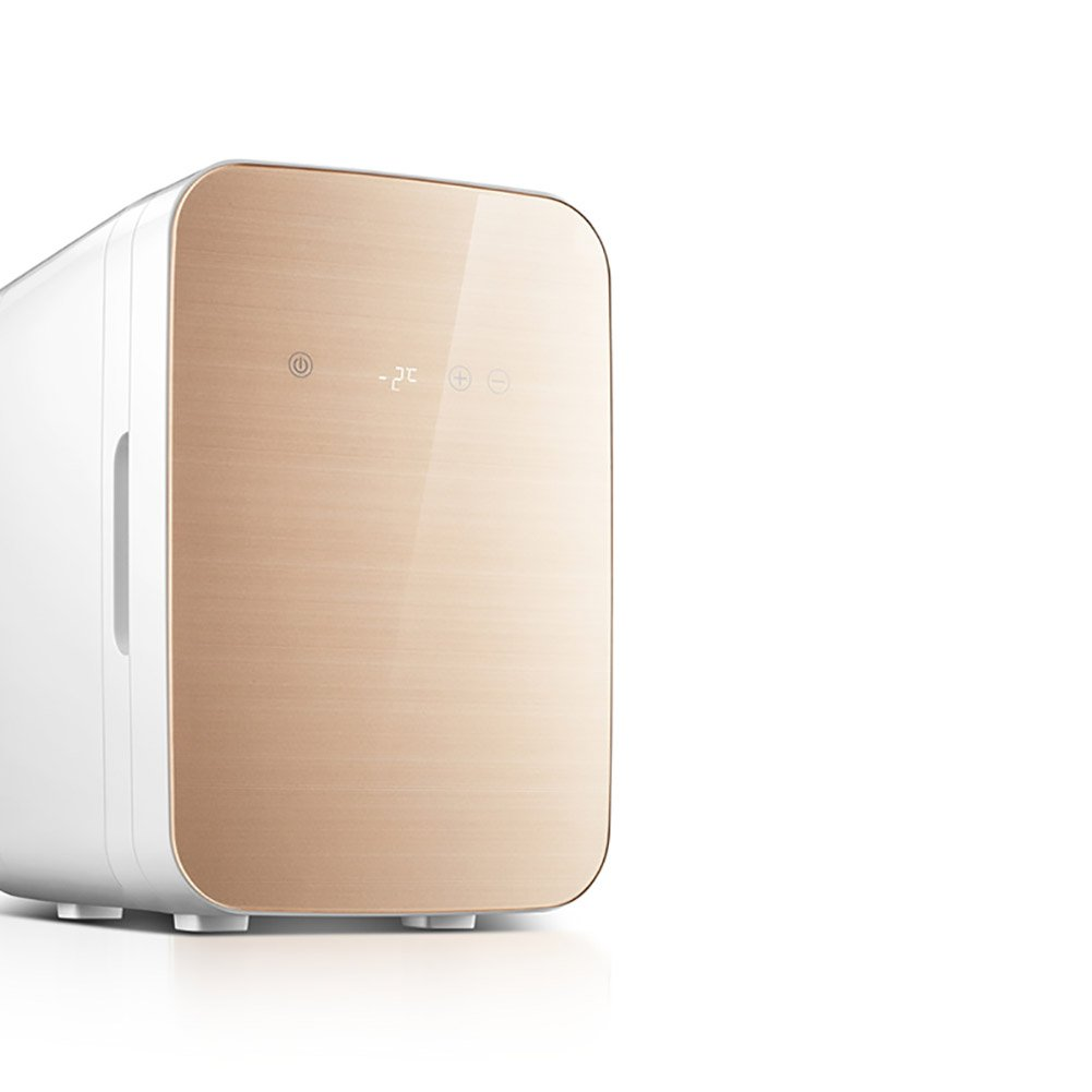 Refrigerador del mini coche 8L, refrigeración/calefacción Protección ambiental de dos usos y efecto mudo ahorro de energía, dos estilos son opcionales.