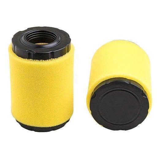 HEYZLASS 591334 - Juego de 2 filtros de aire de recambio ...