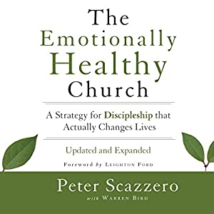 The Emotionally Healthy Church Audiobook