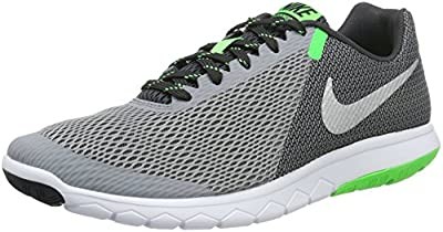 Nike Flex Experience RN 5 Stealth/Mtlc Silver/Anthracite - 12 D(M) US