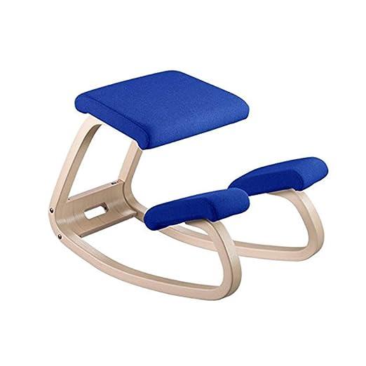 H&RB chair Silla ergonómica de Rodillas equilibrante ...