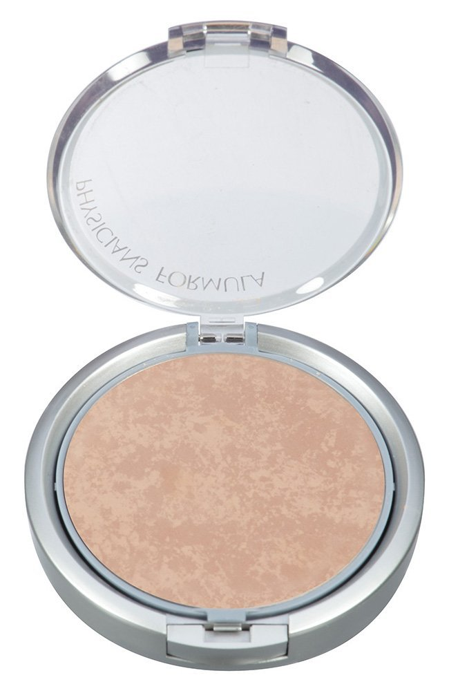Physicians Formula Mineral Wear Talc-free Mineral Face Powder, Sand Beige, 0.3-Ounces