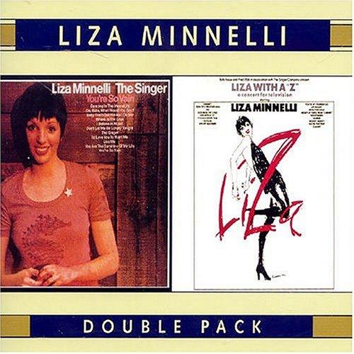liza minnelli cd singer - 4